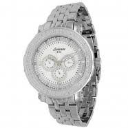 mens diamond watches mens prince collection diamond watch 1 20 ctw