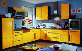 Two Tone Kitchen Cabinet Blue White Two Tone Kitchen Cabinets Design Ideas Of Two Tone