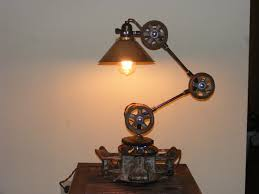 steampunk lighting. Creative Vintage Steampunk Lamps For Table Lighting G
