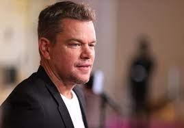 Matt Damon says he stopped saying the ...
