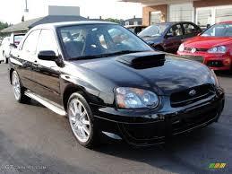 2005 Obsidian Black Pearl Subaru Impreza WRX STi #32682876 ...