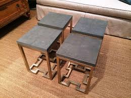 bunching coffee tables. Image Of: Bunching Coffee Tables Top Marble