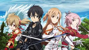 Light Art Online Sword Art Online S4e12 Season 4 Episode 12 Ray Of Light