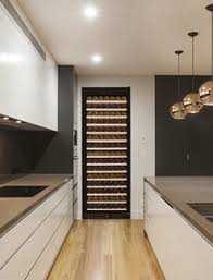 <b>Встраиваемый винный шкаф</b> в кухню или колонну купить в Москве