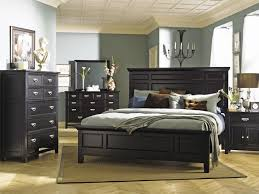 Contemporary King Bedroom Suites : Pleasant King Size Bedroom