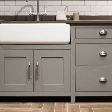 trending kitchen cabinet colors the family handyman neutral gray