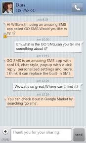 go sms pro simplestripe theme screenshot 1 6