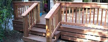 wood deck railing ideas. Stylish Design Deck Railings Ideas For Decks Pictures Railing Designs Cedar Fo Wood I
