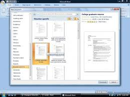 Bunch Ideas Of How To Open Resume Template Microsoft Word 2007
