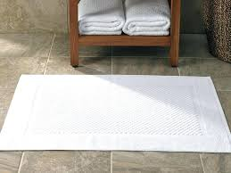 reversible bathroom rugs all cotton