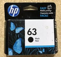 Hp 63 Black Original Ink Cartridge F6u62an