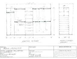 standard closet shelf depth height bedroom dimensions linen sizes
