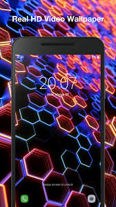 Abstract 3D Live Wallpaper for Android ...