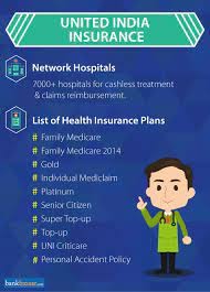 Before moving to the list let's look at the important factors that you should consider before buying the best health insurance policy in india. United India Insurance Health Plans Get Reviews Details