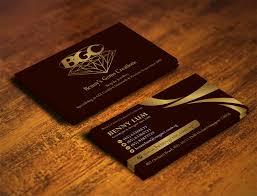 Jewellery Designing Stationery Professional Upmarket Jewelry Store Business Card Design
