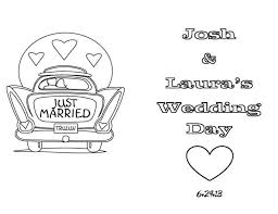 150 wedding planning checklists, forms, and worksheets you can download and print. Wedding Coloring Book Printable Colouring Template Pictures Free Pages Reception Ring Create Your Own Bridal Golfrealestateonline