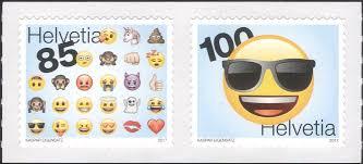 Switzerland 2018 Emojis Text Messages Heart Animals Animation 2v Set Pr Ch1054