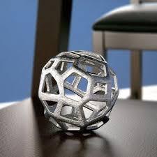 Decorative Sphere Balls Silver Decorative Balls Wayfair 81