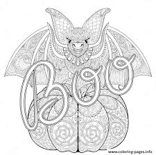 Small Picture Halloween Bats Coloring Pages Coloring Pages Halloween Printable
