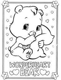Small Picture Printable Coloring Care Bears Cartoons Colorinenet 12297