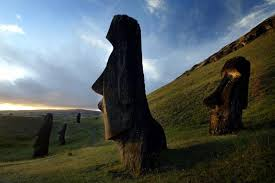 Some easter island statues are at risk of being lost to the sea because of coastal erosion many of the world's most important coral reefs, including in the islands of new caledonia in the western. From Easter Island To Stonehenge Climate Change Threatens Iconic Tourist Sites Reuters Com