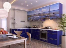 blue kitchen designs. 17 Appealing Blue Kitchen Designs That Everyone Should See Y