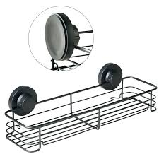suction cup shower caddy shower with suction cups gecko black suction cup storage basket shelf shower suction cup shower caddy