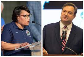 LaToya Cantrell's 'demagogue approach' and 'adversarial' Stephen Perry:  Tense reopening debate in New Orleans | Local Politics | nola.com