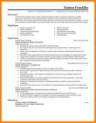 Public Relations Resume Sample 100 public relations resume sample apgar score chart 30