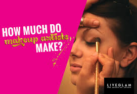 being a makeup artist is hard work it s a big mitment but it could lead to a very satisfying career and a lucrative salary so let s get to it
