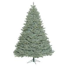 Home Accents Holiday 75 Ft Blue Spruce Elegant Twinkle QuickSet Blue Spruce Pre Lit Christmas Tree