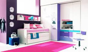 bedroom ideas for teenage girls green. Ideas For Teenage Girl Bedroom Designs White Laminted Wooden Dresser Metal Bed Frame Dark Purple Fur Rug Oak Laminate Bunkbed With Storage Round Girls Green O