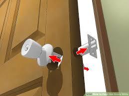 image led paint oak doors white step 1