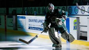 WOLF NAMED WHL GOALIE OF THE MONTH