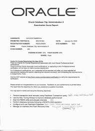 pl sql resume samples