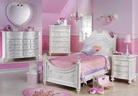 Pink And Grey Girls Bedroom Girls Bedroom Cute Pink Girl Decoration Using Light Grey