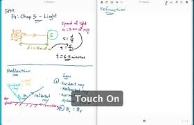 physics f4 chap 5 1 reflection refraction refractive index