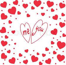 romantic red heart frame vector illustration for holiday design Wedding Card Frame Vector romantic red heart frame vector illustration for holiday design flying hearts on white background for wedding card, valentine's day greetings wedding card border vector