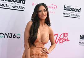 Who is Nicole Scherzinger and where is she from?