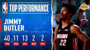 Jimmy Butler and a Former Miami ...