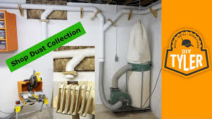 Shop Dust Collection Design Shop Dust Collection System