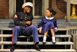 fences play cory. Beautiful Cory Cory Enlisted In The Services And Has Become A Marine For Him Now Truth  Matters Itu0027s Wonderful To See Befriend Little Girl Who Is His Half  Intended Fences Play H
