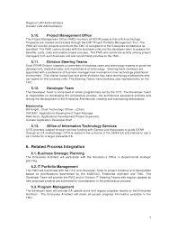 enterprise architecture program charter membership arlyn kinsey senior network analyst 6 7