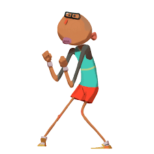 Animated Idleing Cool Hipster Guy By Zedig On Deviantart