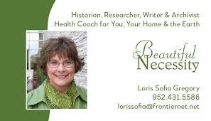 Loris Sofia Gregory - Blog