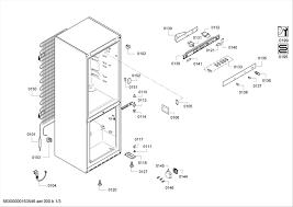 Kích thước tủ lạnh 1 cánh, 2 cánh, side by side Bosch