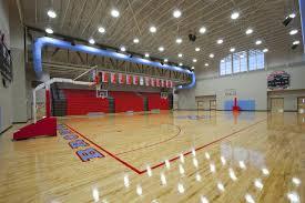 high school gym. Zachary High School Gymnasium - Zachary, Louisiana Gym N