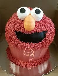 Elmo Smash Cakeman Did This Cake Create N Bake Cookies