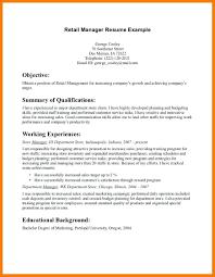 Creative Retail Jobs Resume Resume Examples For Retail Jobs