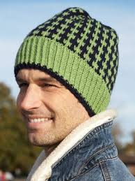 Mens Beanie Knitting Pattern Enchanting Men's Hat Knitting Patterns In The Loop Knitting